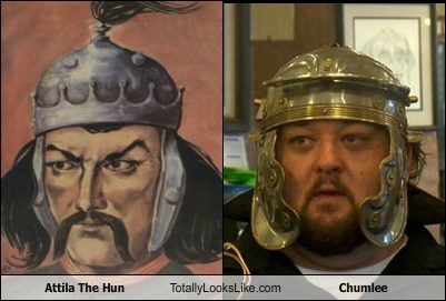 Attila The Hun Totally Looks Like Chumlee (Pawn Stars)