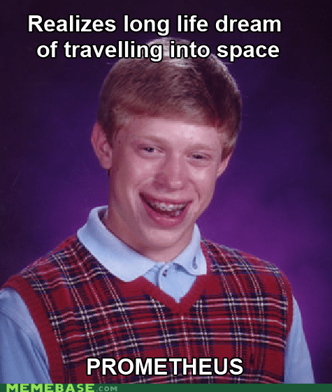 Bad Luck Space Travels Inc.