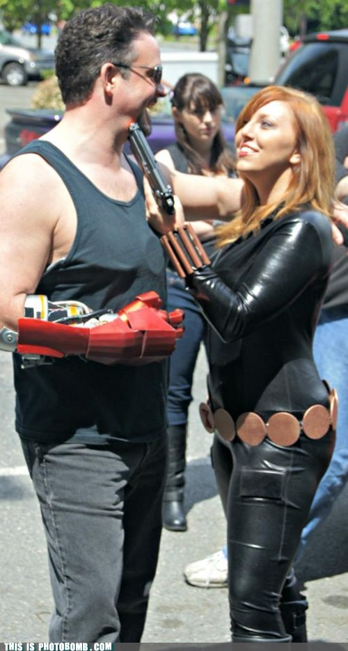 agent hill,cosplay,costume,The Avengers