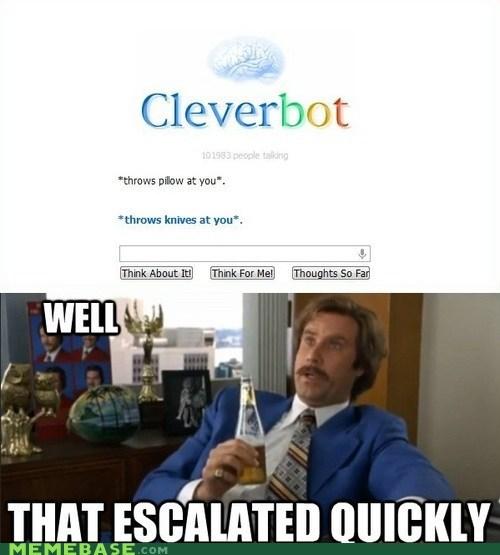 Calm Down, Bot