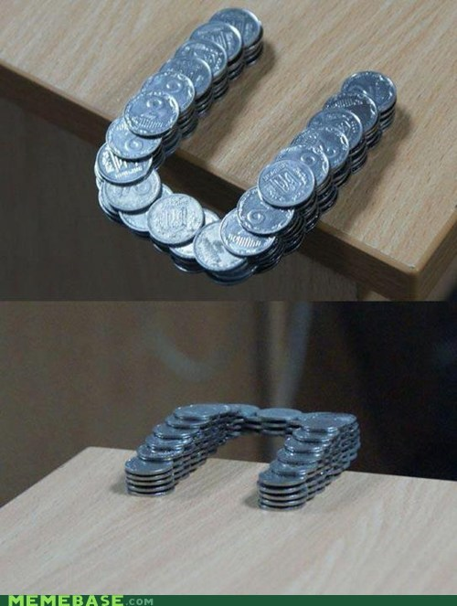 Coin Stacking, How Do You Work?
