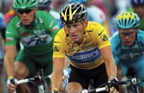 Breaking News of the Day: Lance Armstrong Faces More Doping Charges