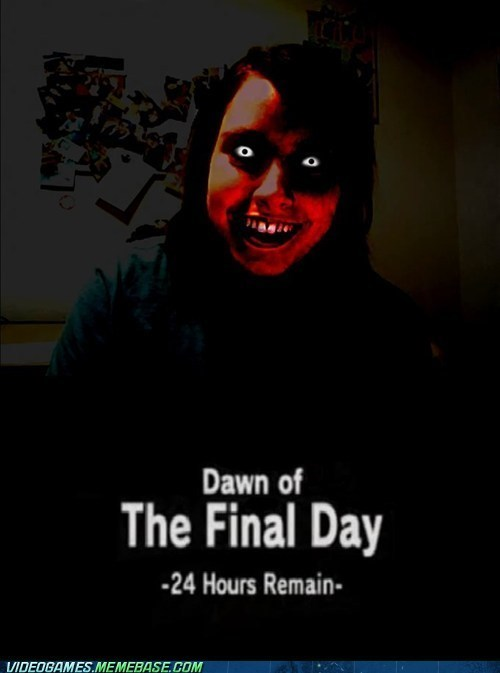final day,majoras mask,meme,moon,overly attached girlfrien,overly attached girlfriend,zelda