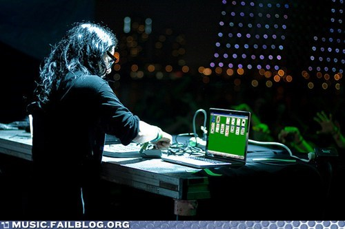 What Skrillex Actually Does Onstage