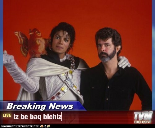 Breaking News - Iz be baq bichiz