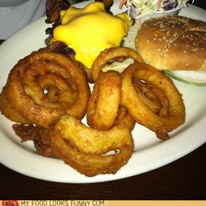 clown,face,onion rings,scary