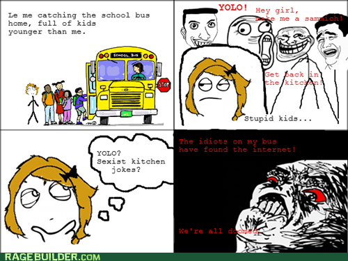 Rage Comics: Misused Memes, Misused Memes Everywhere