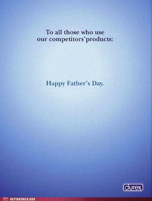 competitors,condoms,fathers day,happy-fathers-day