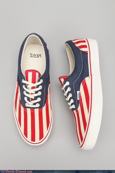 These Shoes Were Made For 'Merica