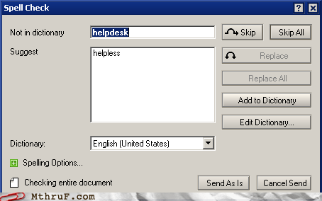 Oh Lotus Notes, How Smart You Are!