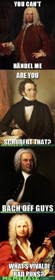 Bach To This Again