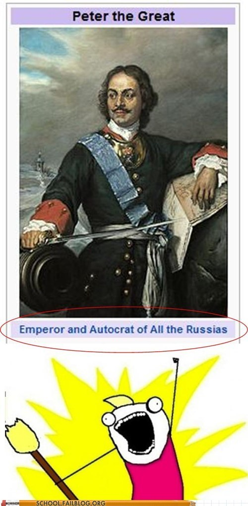 Rule All the Autocracies!