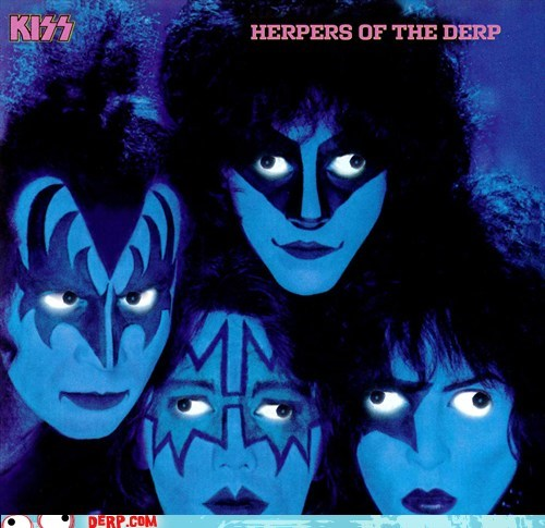 band,creatures of the night,derp,KISS,Music
