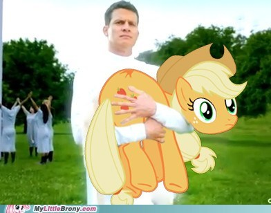 Everyone loves ponies even Daniel tosh