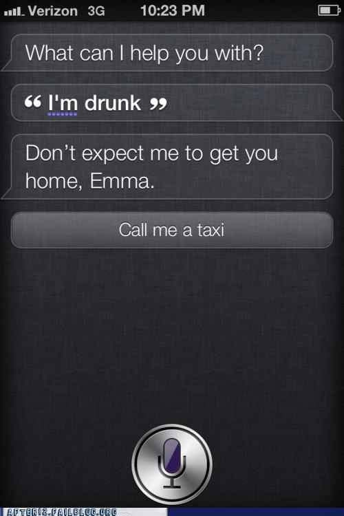 Well Screw You Too, Siri!