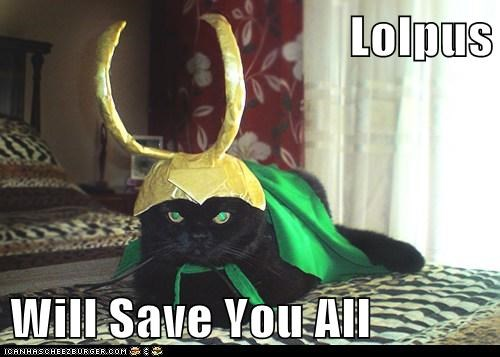 Lolpus  Will Save You All
