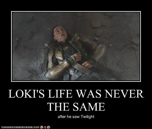 LOKI'S LIFE WAS NEVER THE SAME