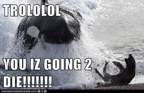 TROLOLOL  YOU IZ GOING 2 DIE!!!!!!!