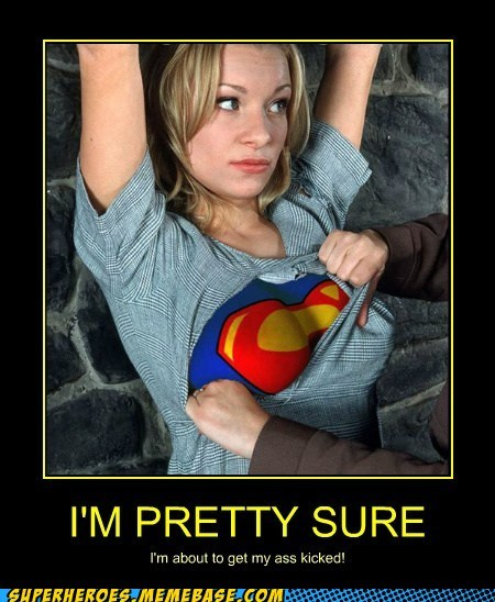 screwed,supergirl,Super-Lols,uh oh