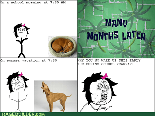 Rage Comics: Man's Best Troll