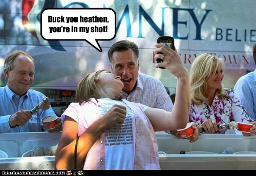 I Put the Me in Romney