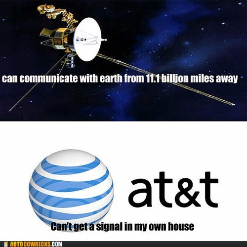 AT&T: A Pain in the Ass Since Forever