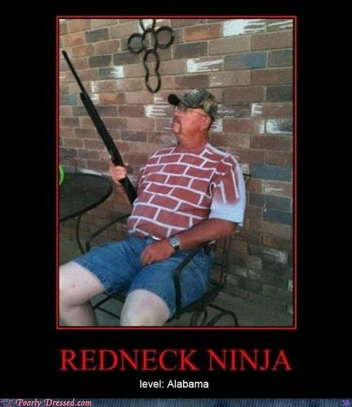 camouflage,disguise,hick,redneck