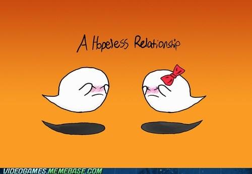 boos,hopeless,mario,relationship