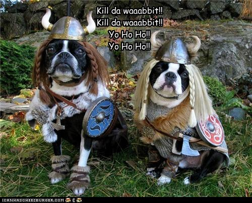 Kill da waaabbit!! Kill da waaabbit!! Yo Ho Ho!! Yo Ho Ho!!