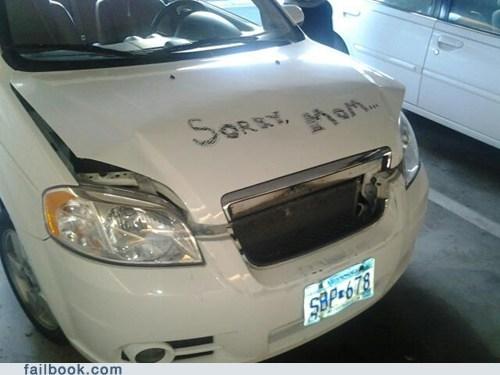 Hey, I Said I was Sorry