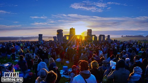 Solstice at Stonehenge WIN