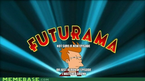 Futurama is Back, and It's Self-Aware...