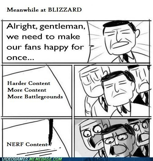 Blizzard's Ultimate Solution