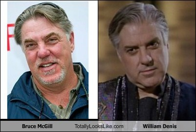 Bruce McGill Totally Looks Like William Denis