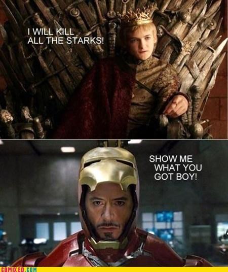 best of week,Game of Thrones,iron man,tony stark,TV