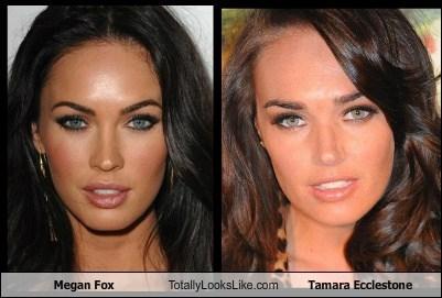 Megan Fox Totally Looks Like Tamara Ecclestone