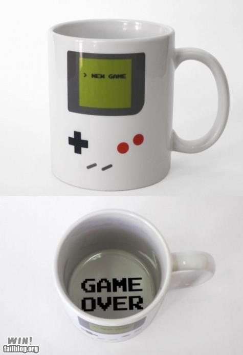 Gameboy Mug WIN