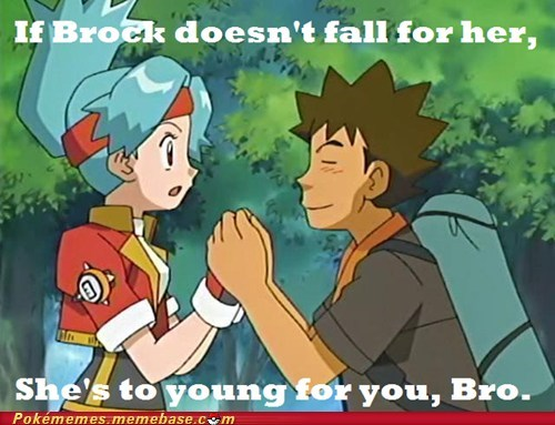 Brock Knows Best