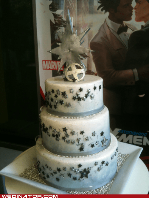 A Marvel-ous Wedding