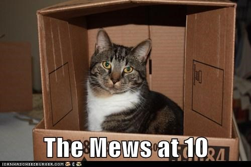 The Mews at 10