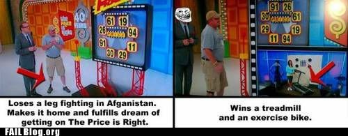 The Price is FAIL