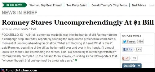 Mitt Romney,political pictures,Republicans,the onion