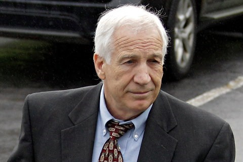 Breaking News of the Day: Sandusky Found Guilty On 45 Counts