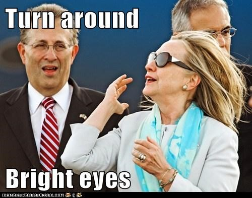 Total Eclipse of the Hillary