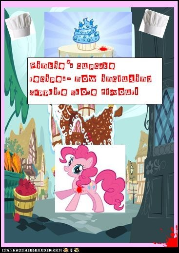 Pinkie's New Book