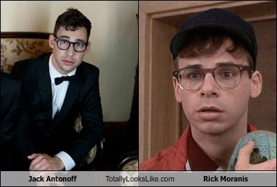 Jack Antonoff Totally Looks Like Rick Moranis