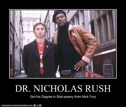 DR. NICHOLAS RUSH
