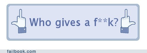 This Needs to Be a Button on Facebook