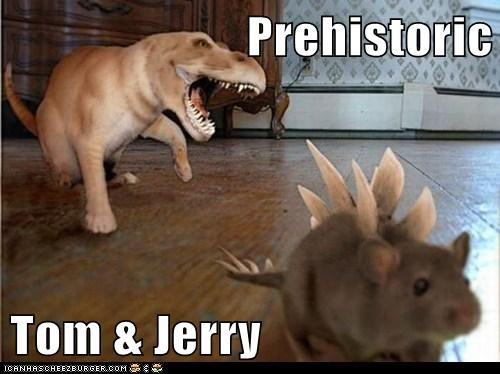 Prehistoric  Tom & Jerry
