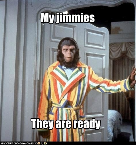 Planet of the Jimmies